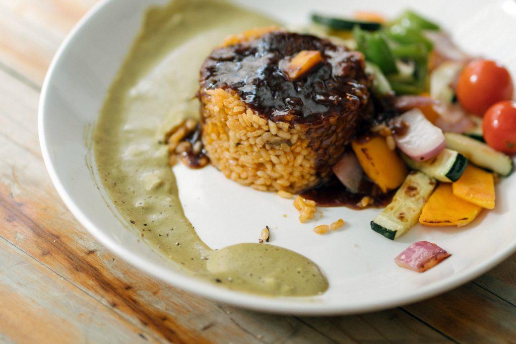 vegetarian restaurant sevilla